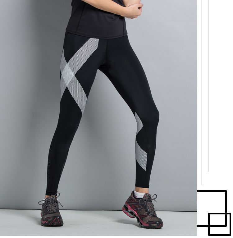 Quick Dry Sports Workout Professional factory Gym Women Compression Tights Leggings Elastic Comfortable Super Fitness Trousers
