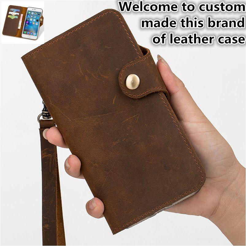 CJ15 Echtem Leder Lanyard Brieftasche Flip Fall Für OPPO R15 traum Spiegel Telefonkasten Für OPPO R15 Pro Flip-Cover fall