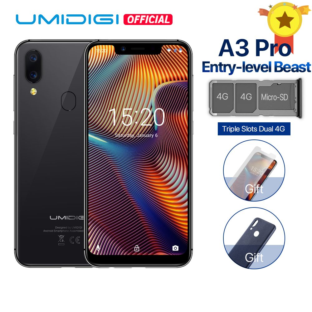 UMIDIGI A3 Pro Global Band 5.7
