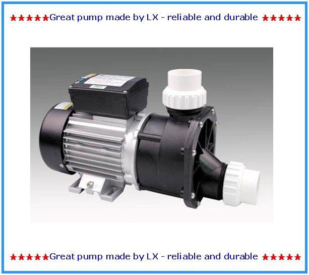 LX whirlpool bath pump model EA350 SPA Hot tub Whirlpool Pump