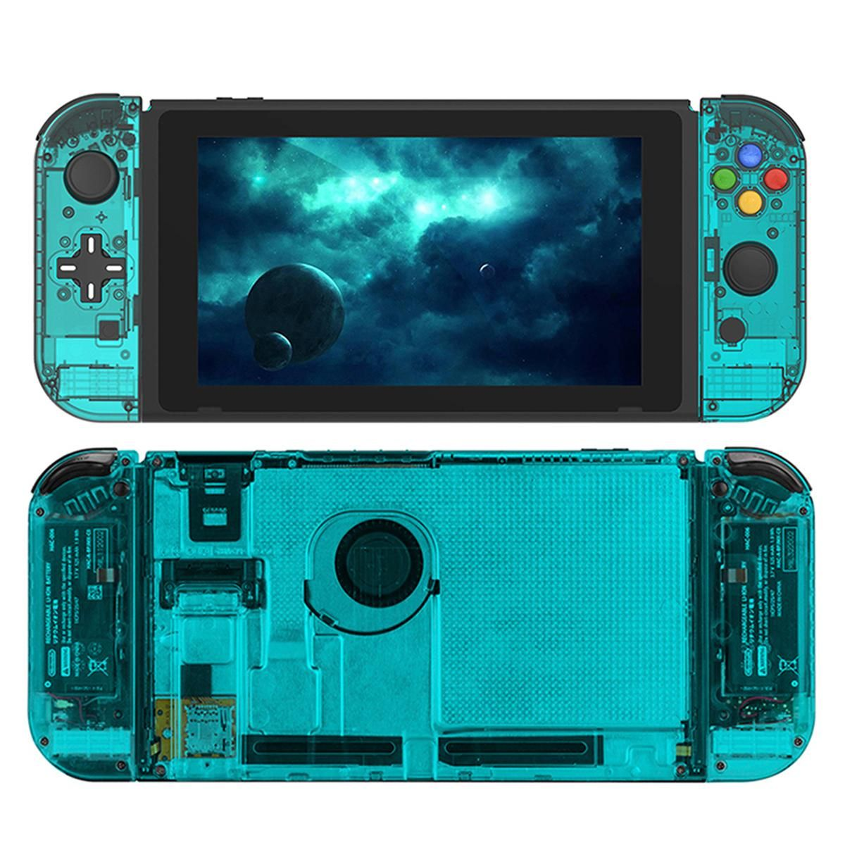 Full Set Replacement Housing Shell Case For Nintend Switch NS Game Console Protective Case For Joy-con Controller