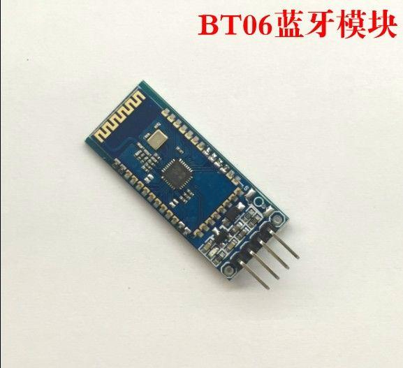 Freies Verschiffen BT-06 RF Wireless Bluetooth Transceiver Slave Modul RS232/TTL zu UART converter und adapter für arduino HC-06