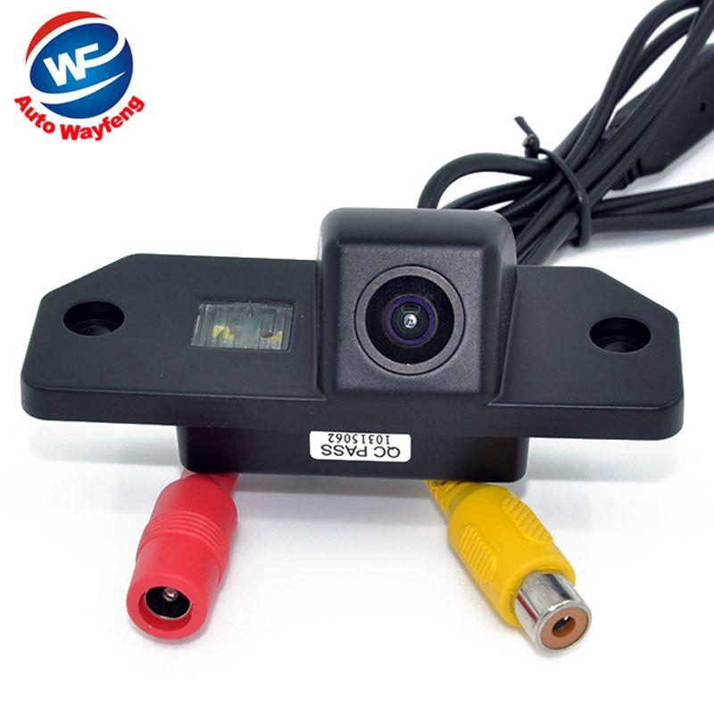 Caméra de recul spéciale HD CCD pour voiture avec vue arrière arrière caméra de recul pour Ford Focus berline | C-MAX | MONDEO
