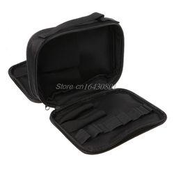 Двухслойный Карманный Набор инструментов сумка для электронных сигарет DIY Инструменты сумка для переноски карман S08 лучшее качество