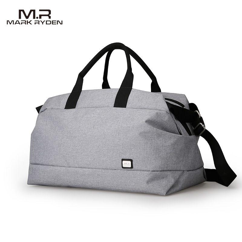 2017 Mark Ryden  Men Travel Bag Large Capacity Multifunctional Hand Bag Waterproof Luggage Bag Business Travel Bags