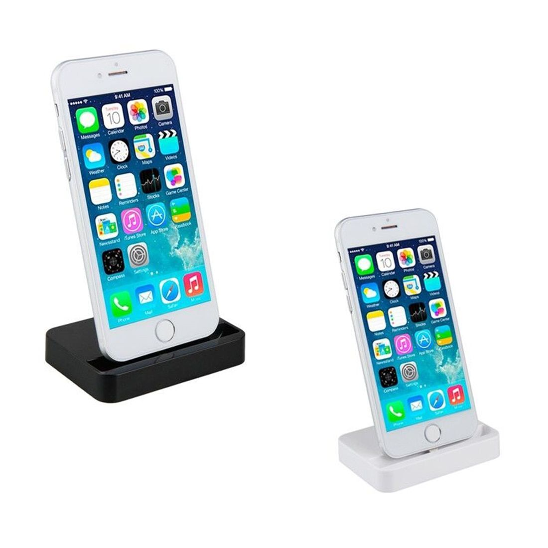 Etmakit Top Quality  Universal Dock Charger Docking Station Stand Adapter For iPhone 6/6s 6/6sPlus