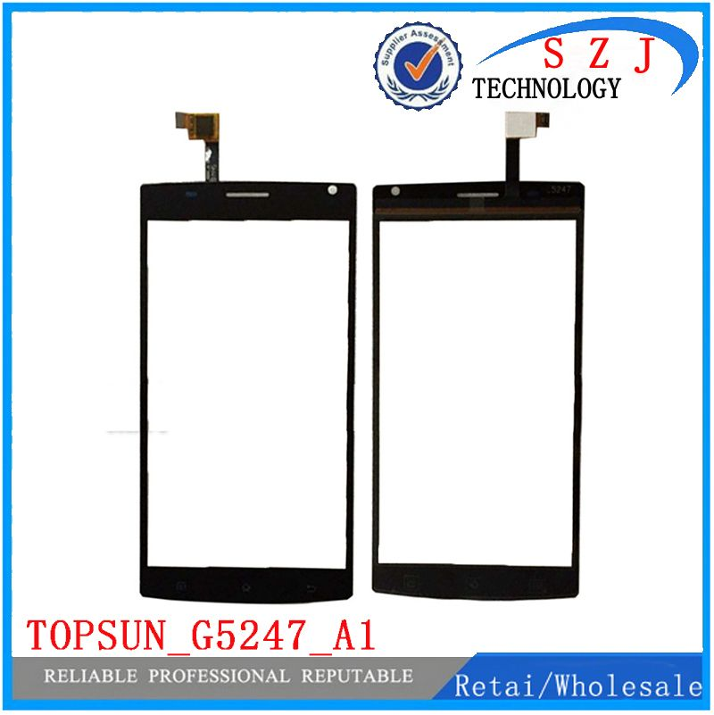 New 5.5'' inch Table PC For MegaFon Login Plus Touch Screen Panel Digitizer Megaphone (MFLoginPh) TOPSUN_G5247_A1 Sensor