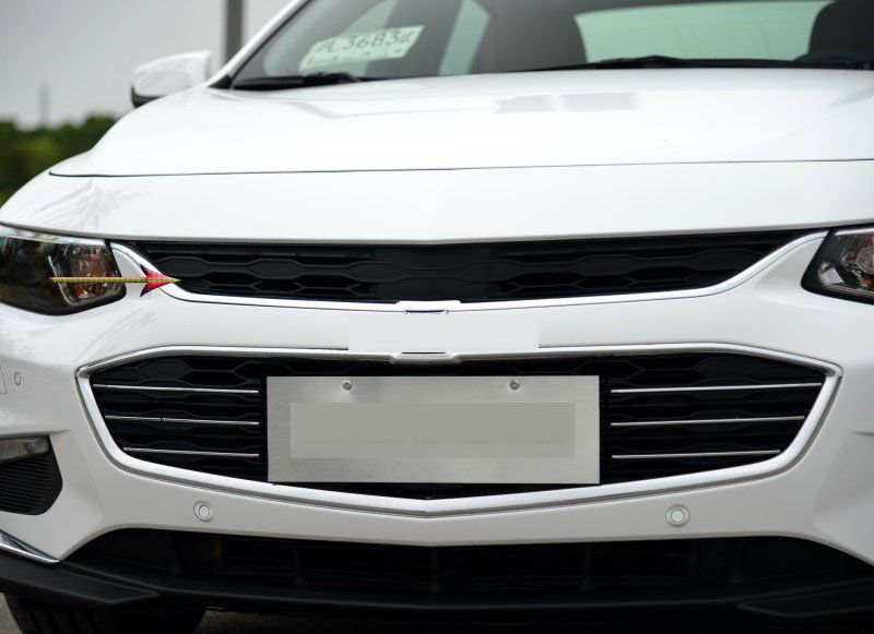 For Chevrolet Malibu XL 2016-2017  Front grill grille grid insert grid Upper