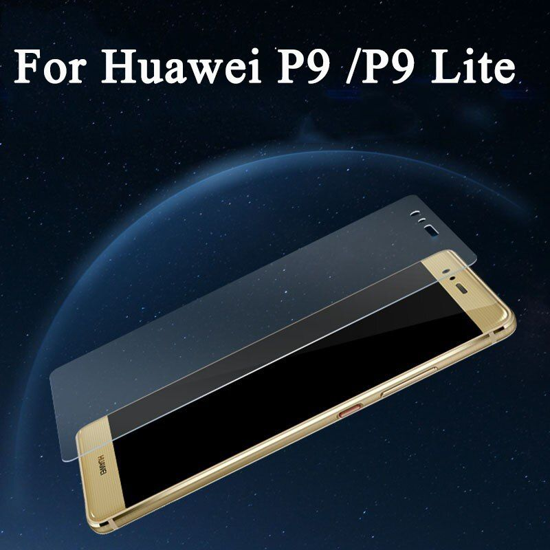 P9 Screen Protector for Huawei Ascend P9 Tempered Glass Film for Ascend P9 Lite Glass Cover for Huawei P9 Plus Tough Glass Film