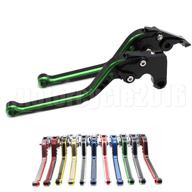 MIX Color Adjustable Motorcycle Brake Clutch Lever For Honda VFR800 1998-2001 ST1300 ST1300A 2003-2007 04 05 06 07 Moto Lever