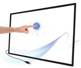Xintai Touch 42 zoll IR touch screen overlay, 10 punkte industrie IR touch screen panel für monitor, Infrarot touchscreen rahmen