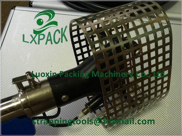 LX-PACK Niedrigsten Neupreis Schnelle boot verpackung film schrumpfen gun schrumpfen wrap taschenlampe gas flamme düse Gas Heißluftpistole für schrumpffolie