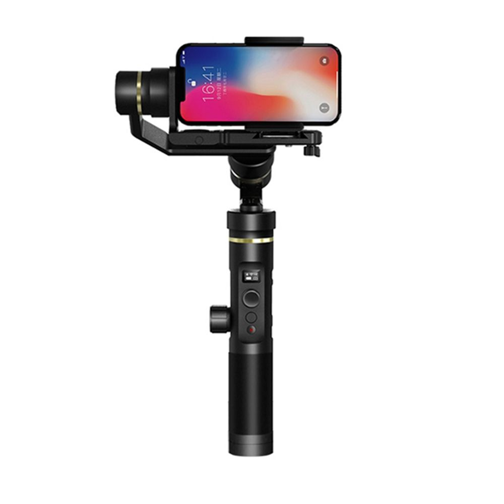 FY FEIYUTECH G6 Plus 3-Axis WIFI Bluetooth OLED Screen For For Action / Digital Cameras / Smartphones Handheld Gimbal Stabilizer