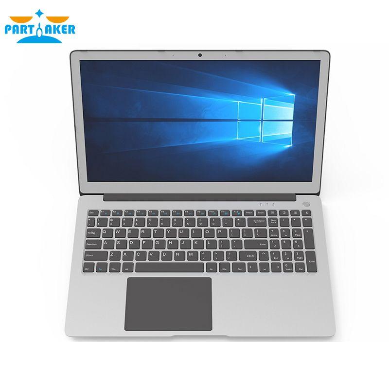Teilhaftig L3 Neueste 15,6 zoll Laptop i5 8250U i7 8550U Quad Core UltraSlim Laptop Computer Beleuchtete Tastatur mit Bluetooth WiFi