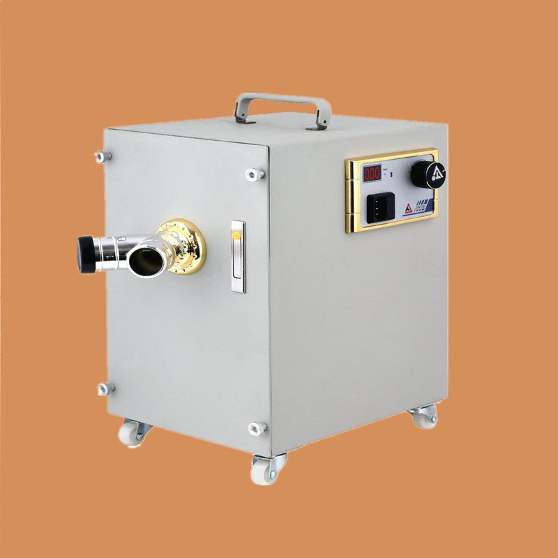 Dentallabor vacuum staubsammler doppelmotor vakuum staub extraktion Maschine mit digitaler steuerung strong leistung Dental exractor