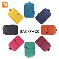 Original Xiaomi Mi Backpack 10L Bag 10 Colors 165g Urban Leisure Sports Chest Pack Bags Men Women Small Size Shoulder Unise H30