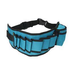 Многофункциональная сумка для инструментов Carpenter Rig Hammer, сумка для инструментов с карманами на талии, сумка для инструментов для электрика, ...