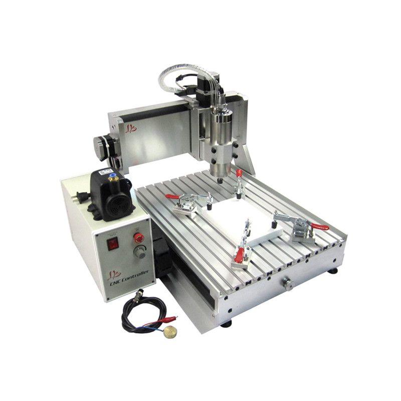 Mini CNC 3040 1500 W CNC Router Engraver Ball Schraube Schneiden Fräsen Gravur Maschine