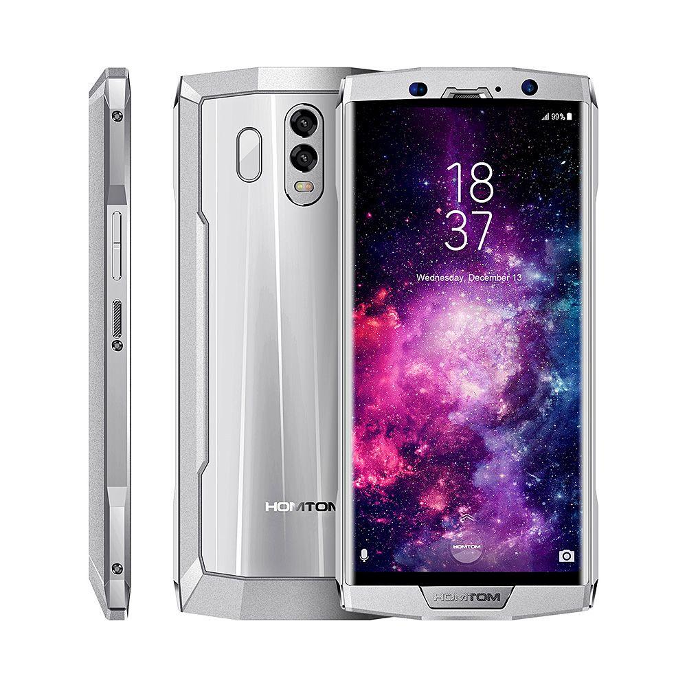HOMTOM HT70 4g Smartphone 6,0 zoll Android 7.0 MTK6750T Octa Core 1,5 ghz 4 gb RAM 64 gb ROM Dual hinten Kameras 10000 mah Batterie