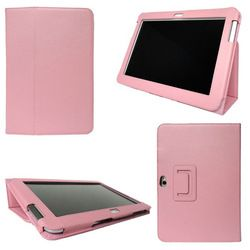 New fashion premium berdiri pu leather case cover untuk samsung galaxy note 10.1 n8000 n8010 n8020 tablet