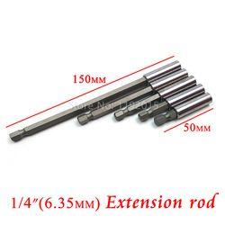 1 Stücke Magnetische Verlängerung Bit Set Extensions Quick Change 1/4