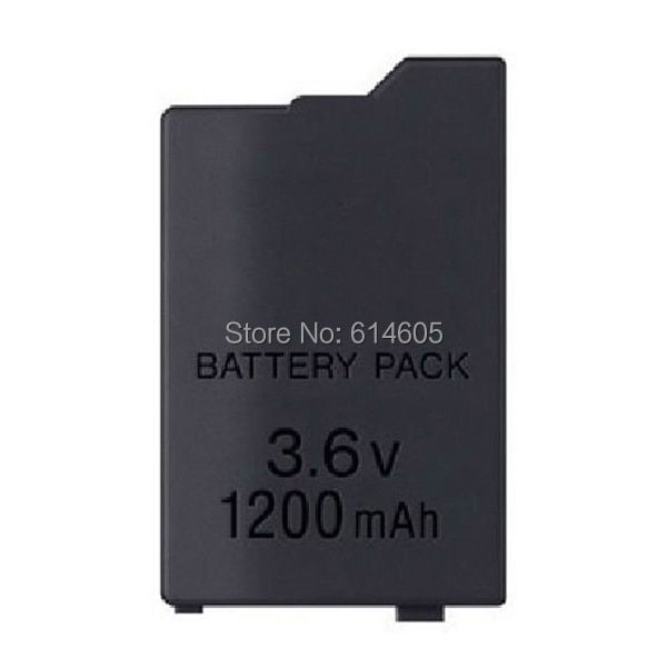 1200mAh 3.6V Rechargeable Battery Pack Replacement for PSP2000/3000 Console