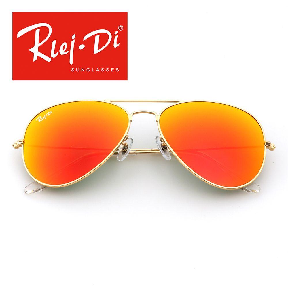 New Pilot Rlei Di 3025 sunglasses glass Lens Glasses Sunglasses Promotions UV400 58mm
