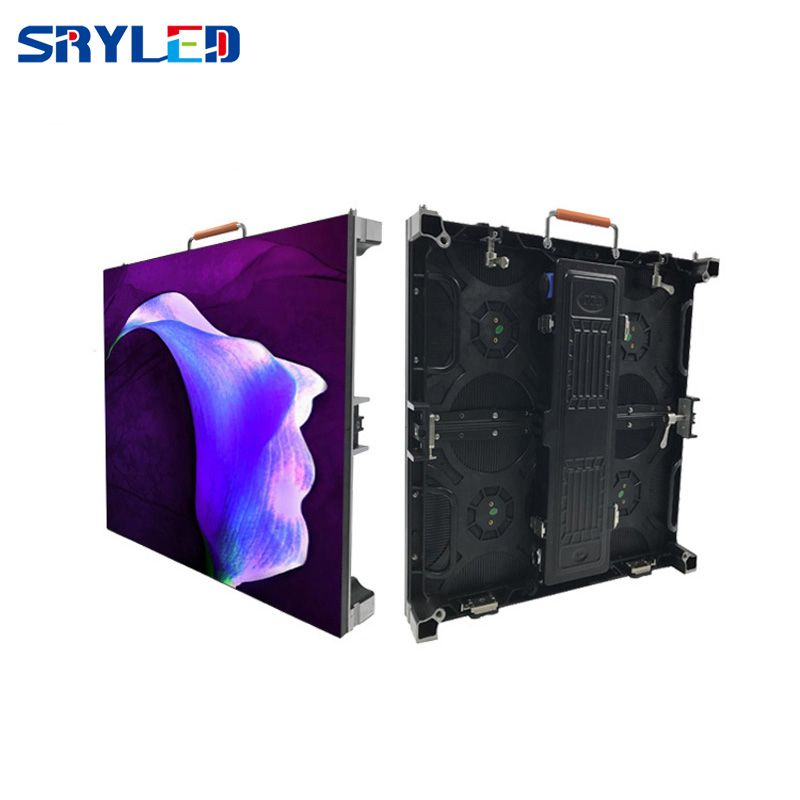 P3.9 P3.91 Outdoor Led Display Screen Video Wand Panel 500x500mm Preis