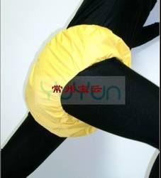Freies Verschiffen FUUBUU2034-YELLOW-XL Erwachsene windeln/Die alten mann von windeln/Wasserdicht shorts/Inkontinenz/Wasserdicht und atmungsaktiv