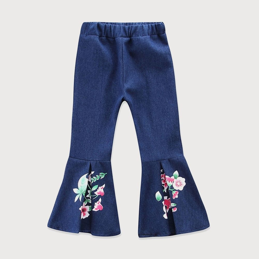 Babyinstar Girls Jeans 2018 Fashion Girls Hole Jeans Summer Outerwear Baby Costume For Baby Girls Good Quality Kids Denim Pant
