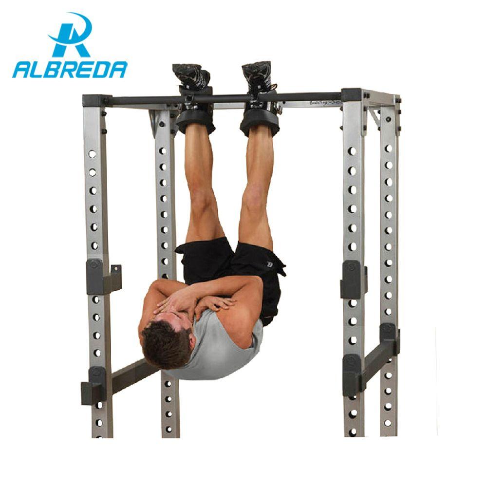 ALBREDA handstand maschine fitnessgeräte fitnessraum gehängt kopf schuhe stiefel kopf für erhöhte mantel invertiert gerät