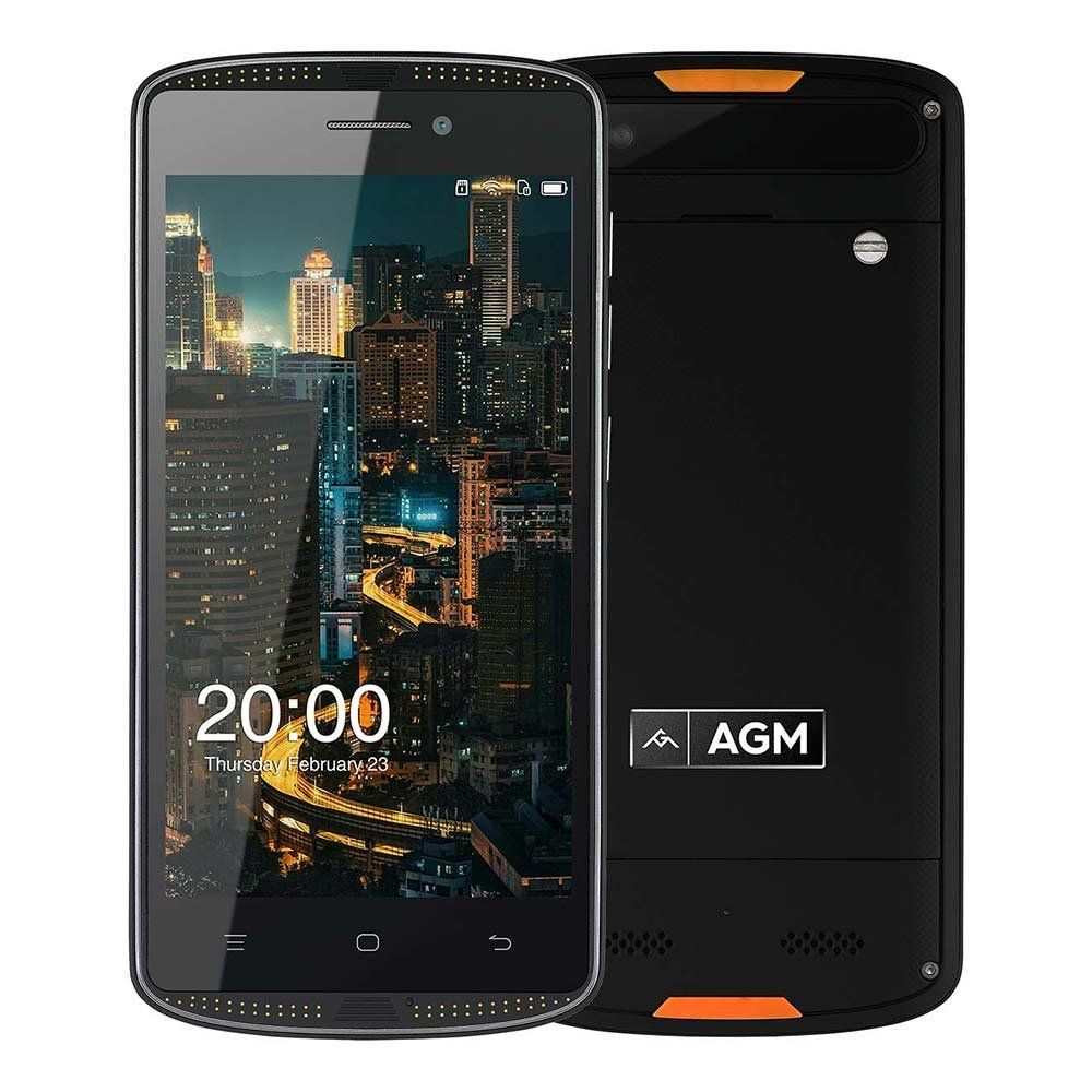 AGM X1 Mini 4G LTE Smartphone Android 6.0 5.0