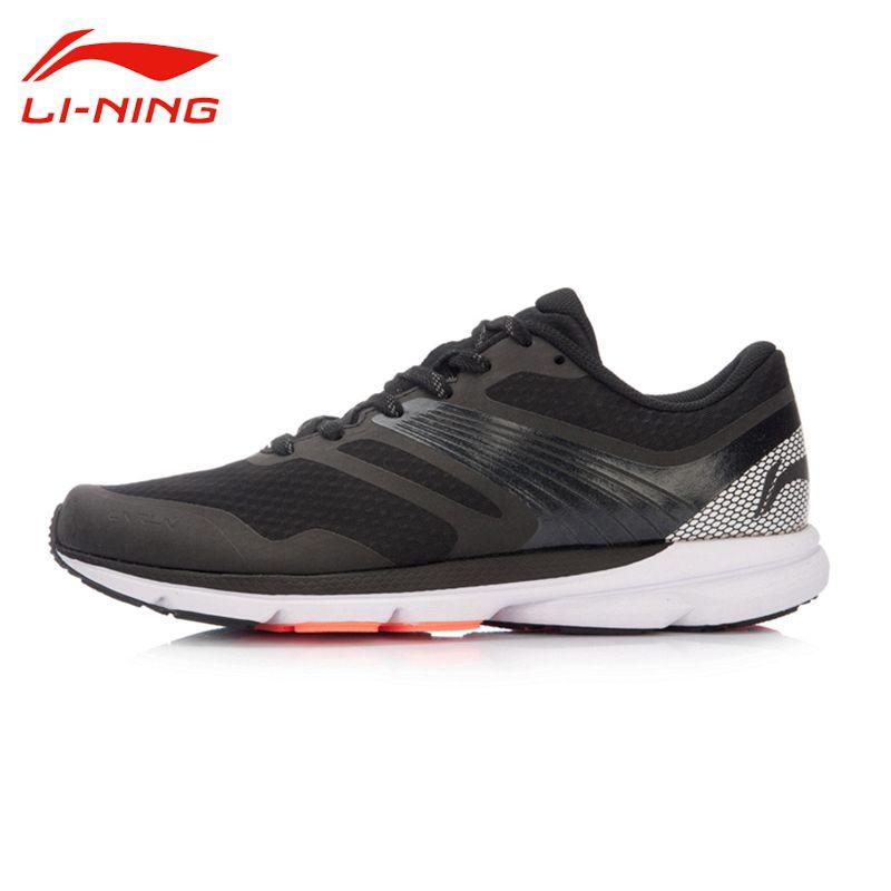 Li Ning Männer Smart Chip Laufschuhe Atmungsaktive Sportschuhe Li Ning Rouge Kaninchen Smart Laufschuhe männer ARBK079
