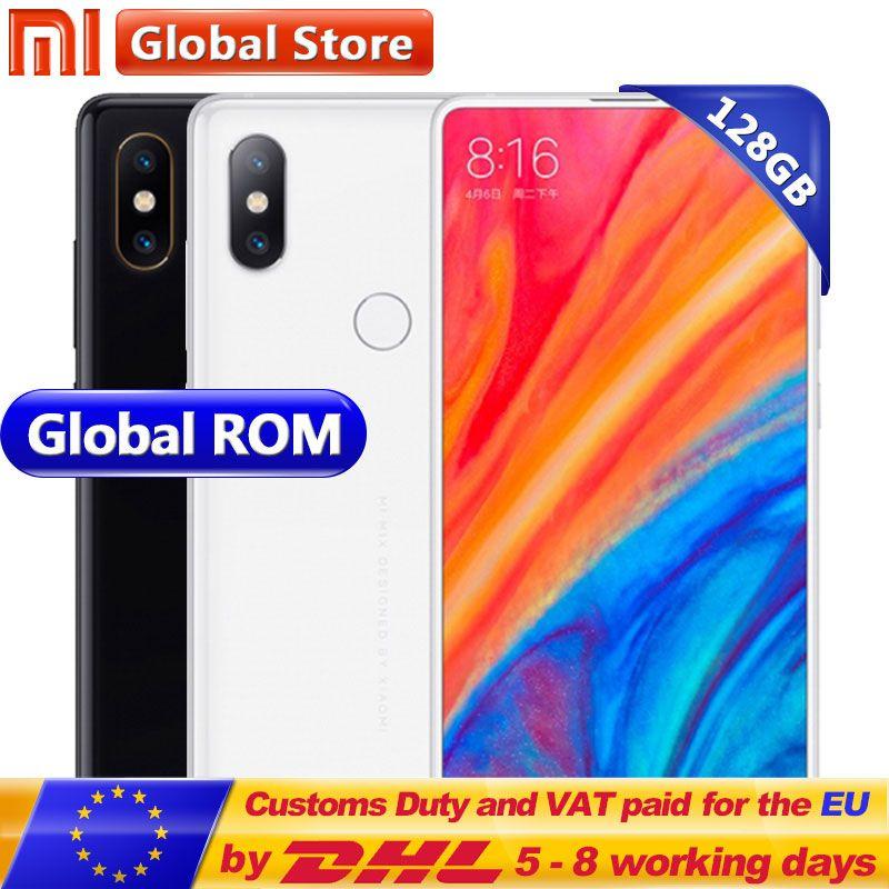 Original Xiao mi mi mi X 2 s 6 gb 128 gb Snapdragon 845 Octa Core Handy 3400 mah 5,99