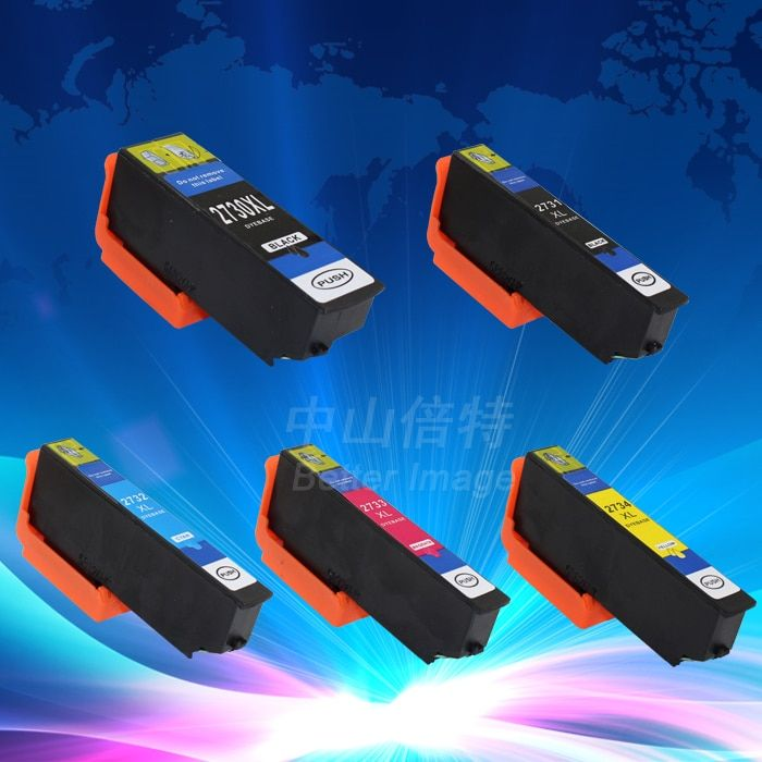 Wholesale,40PK Compatible ink Cartridges T273 T273XL for Epson Expression XP620 XP820 XP600 XP700 XP800 etc.