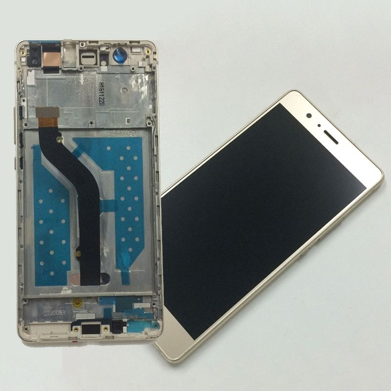 3 Color For Huawei P9 Lite G9 VNS L21 L22 L23 L31 L53 Touch Screen Digitizer + LCD Display Panel Monitor Assembly with Frame