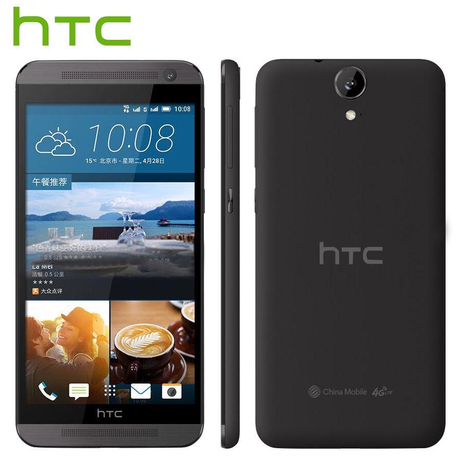 Neue Original HTC One E9 E9w 4G LTE Handy MTK HelioX10 Octa Core 2,0 GHz 2 GB RAM 16 GB ROM 5,5 zoll NFC 13MP Smartphone
