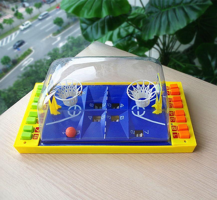 Baloncesto Juego de Disparos de escritorio partido familia jugando juegos de mesa juguetes para niños y adultos
