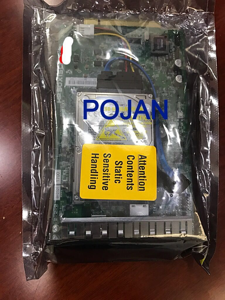 Brand NEW Q6683-67030 Q6683-60193 Fit for HP Designjet T1100 T610 T1100PS Formatter Board with 160GB HDD HIGH FW POJAN