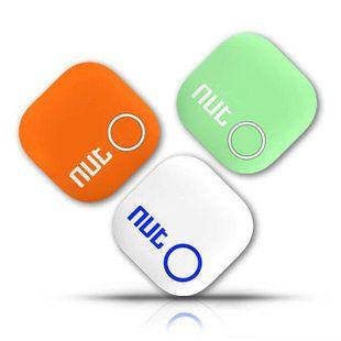 Nut 2 Smart Tag Bluetooth Tracker Child Pet Key Smart Finder Alarm Locator Multitasking management with 2 pcs Battery