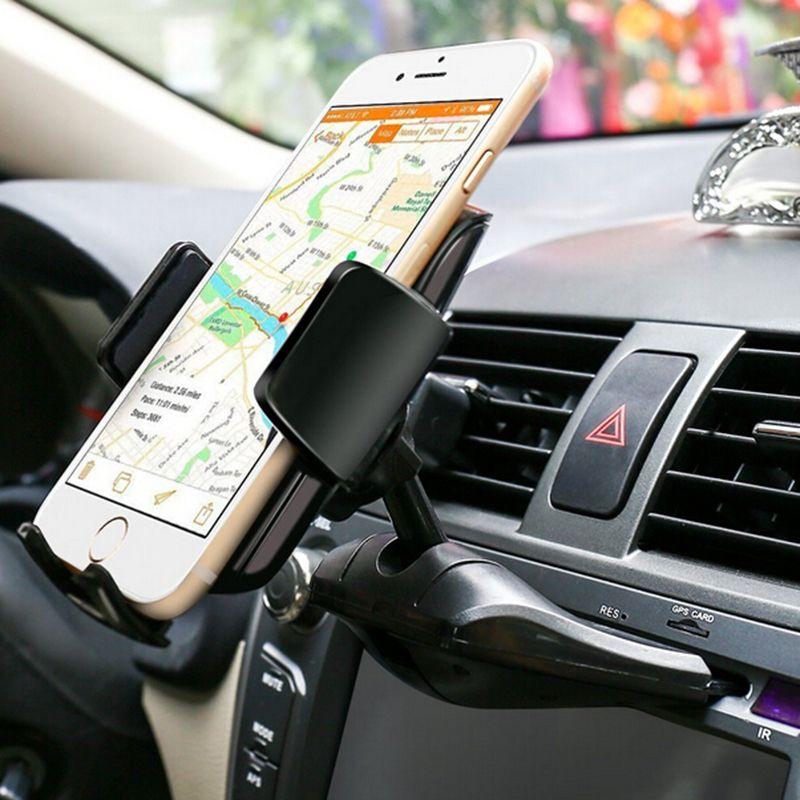 Support de téléphone portable support pour voiture Slot CD pour iPhone X 8 Xiaomi 4a Redmi 4x pour support pour téléphone Cd support de montage Mobile pour Smartphone