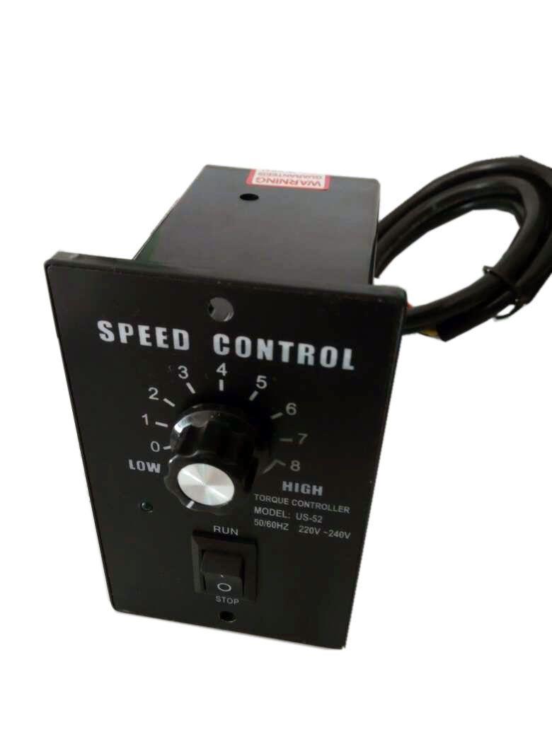400 W AC 220 V régulateur de vitesse du moteur, contrôleur de mot de passe et de mot de fond, contrôleur de moteur à vitesse régulée à ca