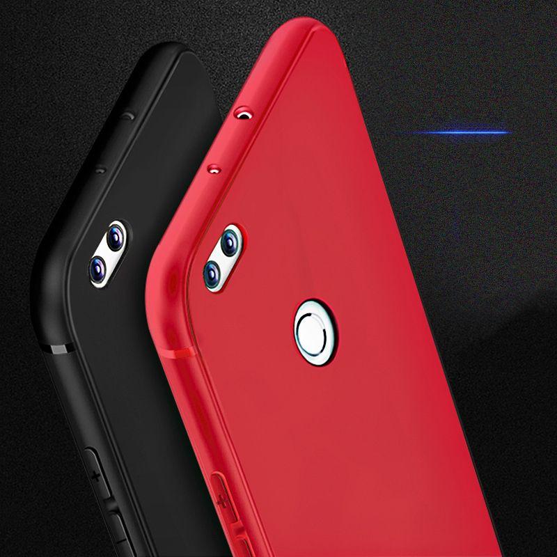 Pour Xiaomi Redmi 4X Cas De Luxe De Protection Couverture Arrière Cas Pour Xiaomi Redmi 4X4 X Mobile Téléphone Shell Lumière broyage fil doux