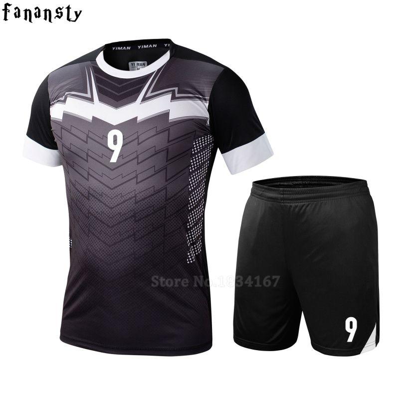 College soccer jerseys men custom football jerseys soccer uniforms youth adult football set suit maillot de foot 2016 2017