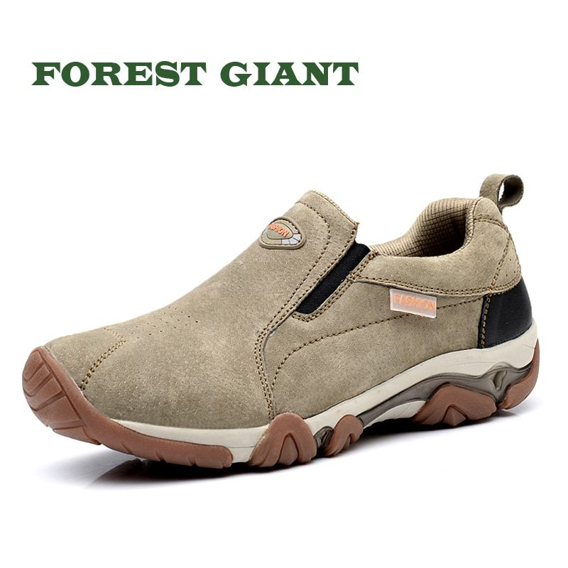 FOREST GIANT 2018 Spring Autumn Men Sneaker Casual Shoes Boy Casual Men Shoes Fashion Slip On Flats Male 8879