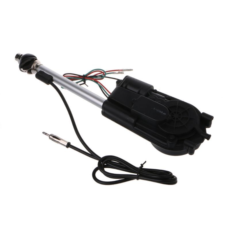 New 12V Universal Car Auto AM FM Radio Electric Power Automatic Antenna Aerial Kit For Toyota Camry Cadillac Jeep Grand Cherokee