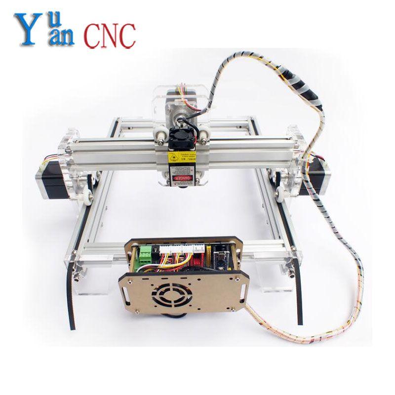 4050 GRBL DIY Laser Gravure CNC machine, marque machine de découpe, mini-traceur Bois Routeur V5 système de contrôle