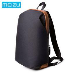Nueva llegada Meizu mochila mujeres hombres minimalista estudiantes mochilas bolsas de gran capacidad Portátil Bolsa para School viajar