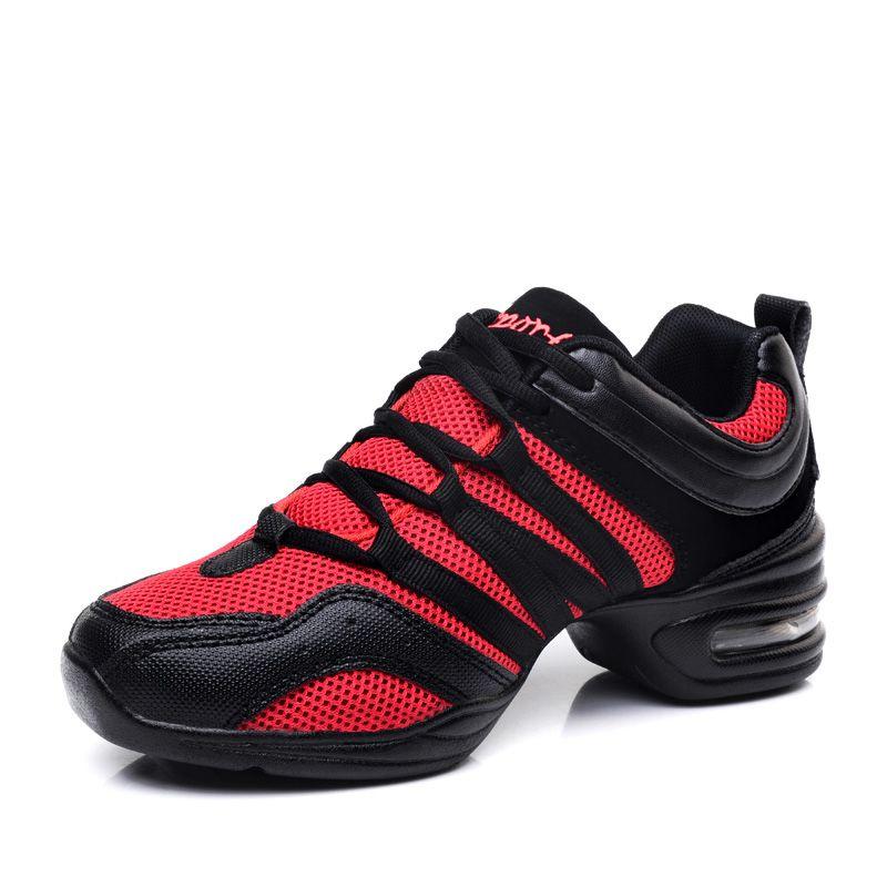 Plus Size Dance Shoes Women Jazz Hip Hop Shoes For Woman Sneakers Salsa Ballroom Dance Shoes latin zapatos de baile