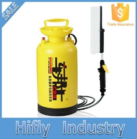 8L dispositif de lavage de voiture Portable ménage nettoyeur haute pression pistolet à eau lave-auto lave-linge laveuse à pression accessoires de voiture
